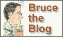 Bruce The Blog by Bruce Apar